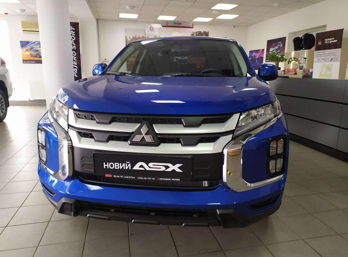 Mitsubishi ASX 1.6 Invite