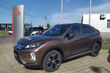 Mitsubishi Eclipse Cross 1.5 CVT Ultimate