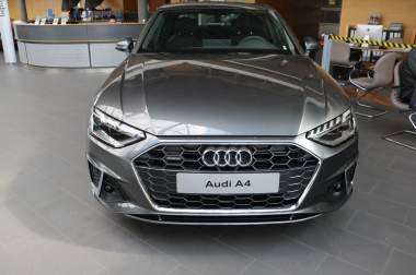 Audi A4 40 TDI 2020