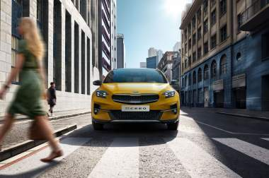 KIA XCEED 1.4T 7DCT Prestige (Yellow Pack)