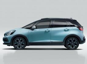 Honda Jazz Crosstar Hybrid