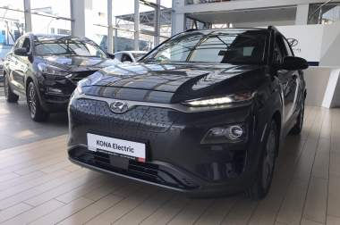 Hyundai Kona Electric Top 2-t
