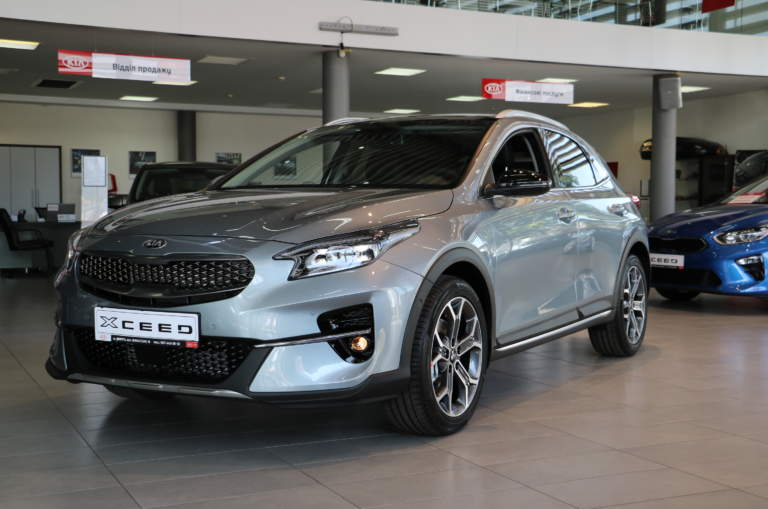 KIA XCEED 1.4T 7DCT Prestige (Leather Pack) 2020