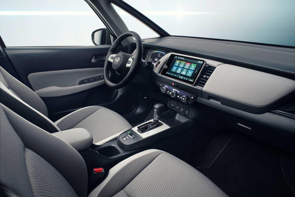 Honda Jazz Hybrid