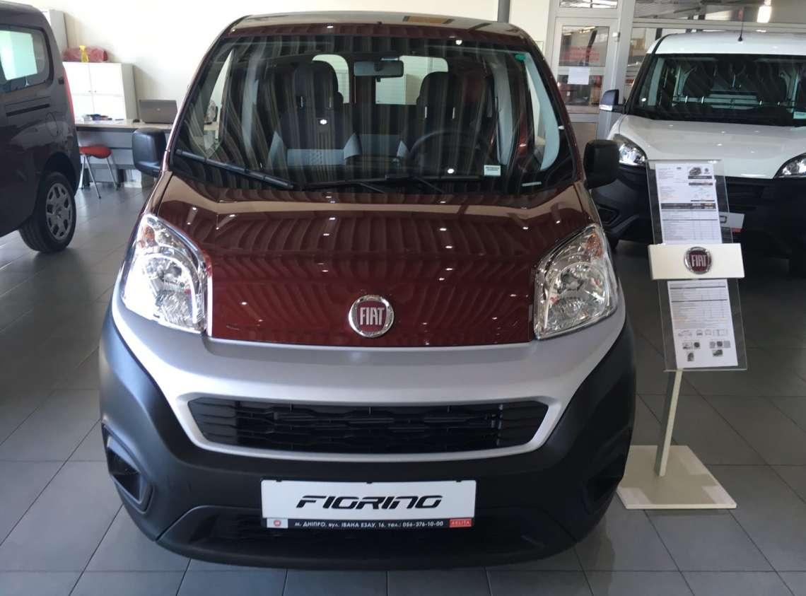 Fiat Fiorino дизель