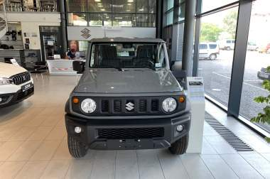 New Jimny 1.5L MT GL