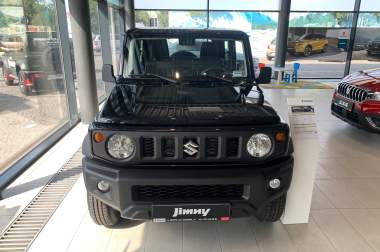 New Jimny 1.5L MT GA