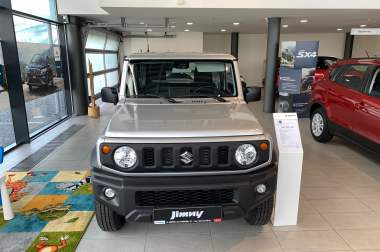 New Jimny 1.5L AT GL