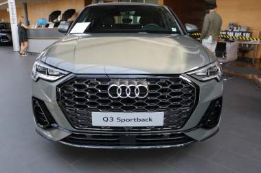 Audi Q3 Sportback 35 TFSI