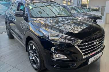 Hyundai Tucson  2.0 Top Panorama
