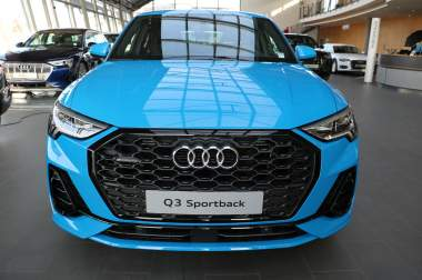 Audi Q3 Sportback 40 TFSI