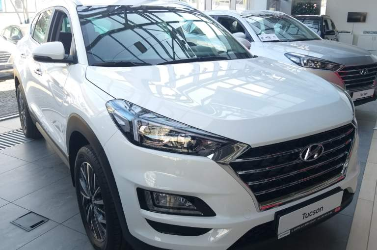 Hyundai Tucson Elegance 2.0