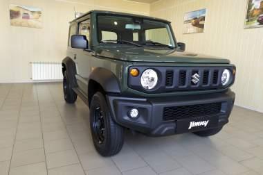 Suzuki JIMNY 1.5L AT GL