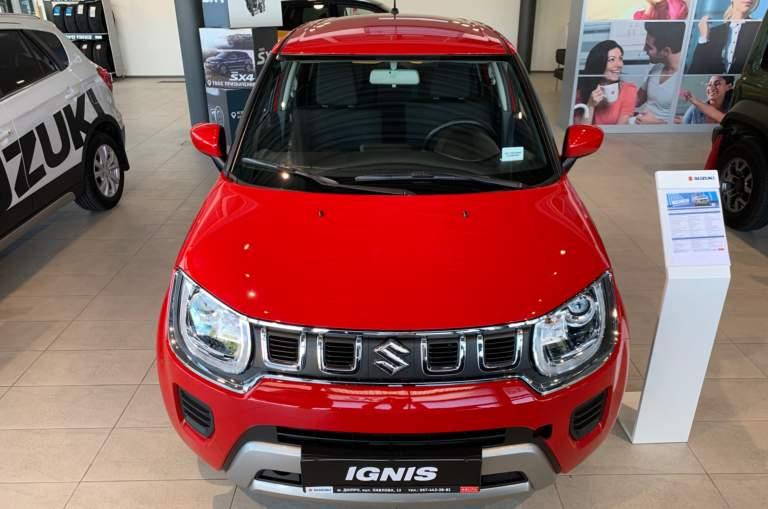 Ignis 1.2L hybrid GL А/Т