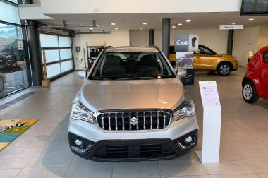 New SX4 1.6L 4WD GL 6AT