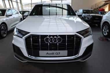Audi Q7 50 TDI 3.0 2020 NEW