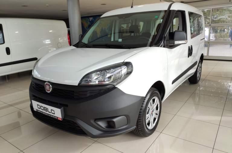 Fiat Doblo Combi Corto дизель