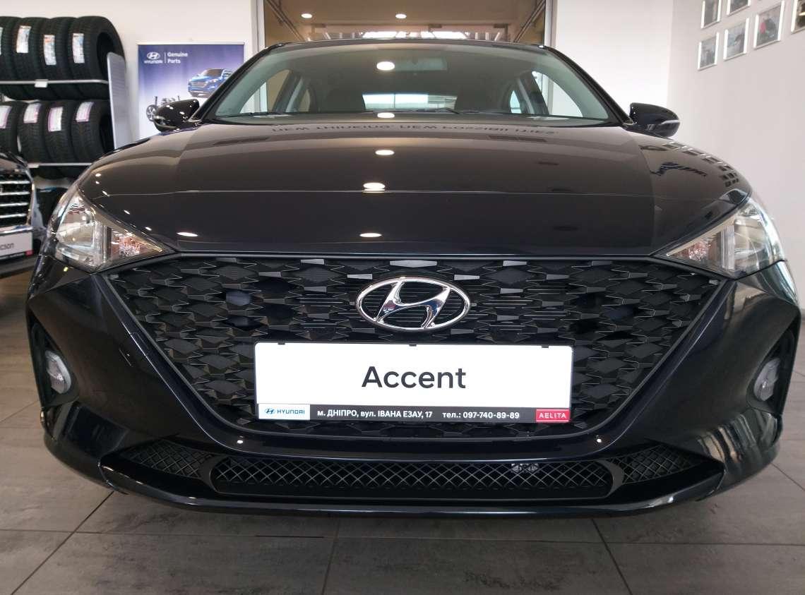 Hyundai Accent 1.4 Comfort MT