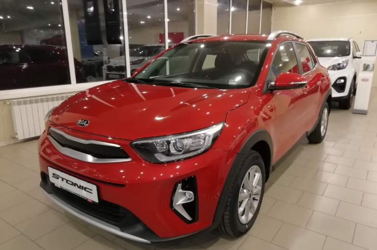 KIA Stonic 1.4 Business