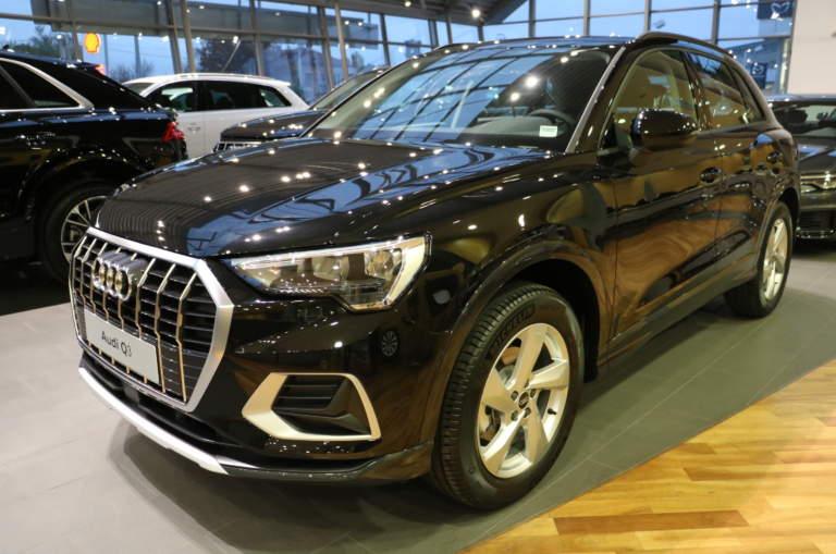 Audi Q3 35 TFSI 2020NEW