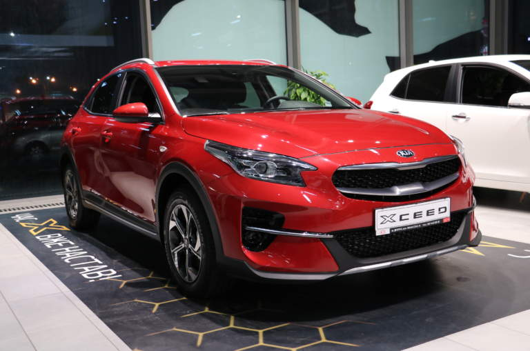 KIA XCEED 1.4T 7DCT Business