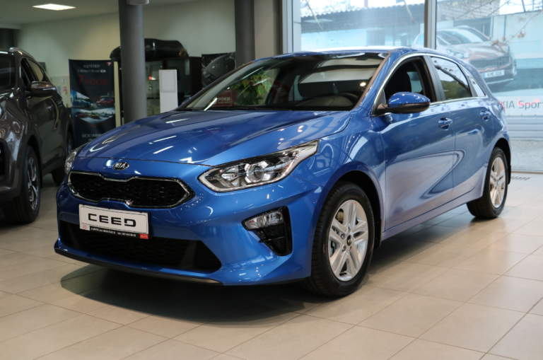 CEED Business 1.6 A/T 2020