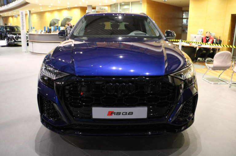 Audi RS Q8 4.0 TFSI 2020NEW