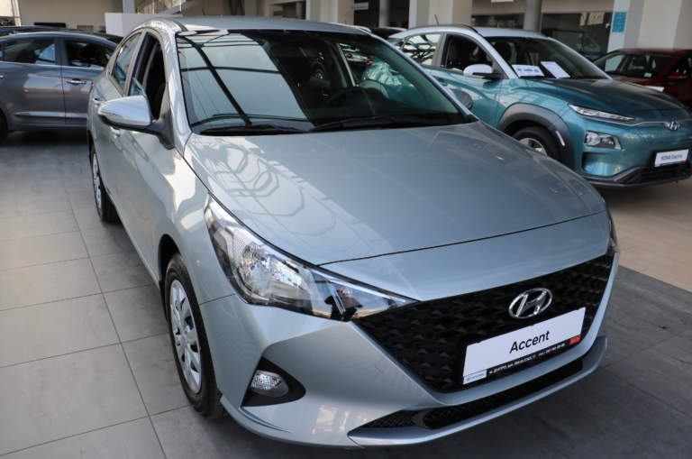 Hyundai Accent 1.4 Comfort AT