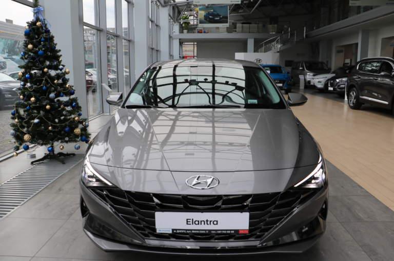 Hyundai Elantra FL 1.6 Style AT