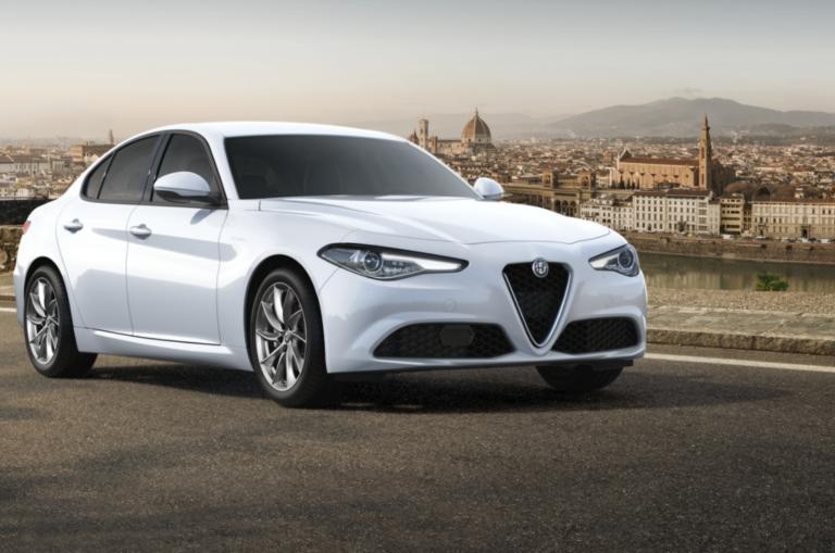 Alfa Romeo Giulia дизель