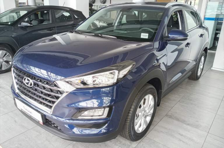 HYUNDAI TUCSON DYNAMIC 2.0 2WD AT