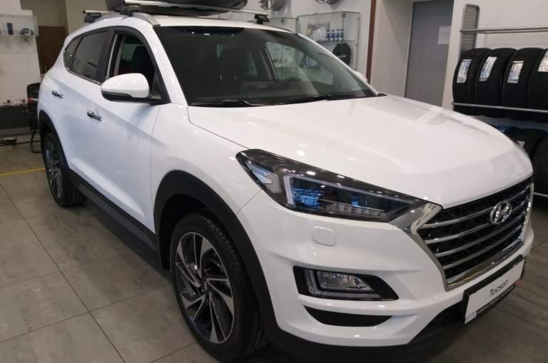 Hyundai Tucson 2.0 Top