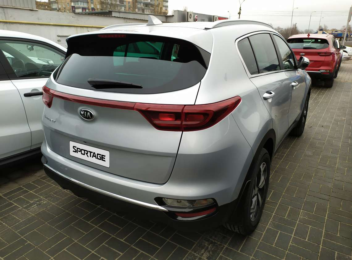KIA Sportage Comfort AT