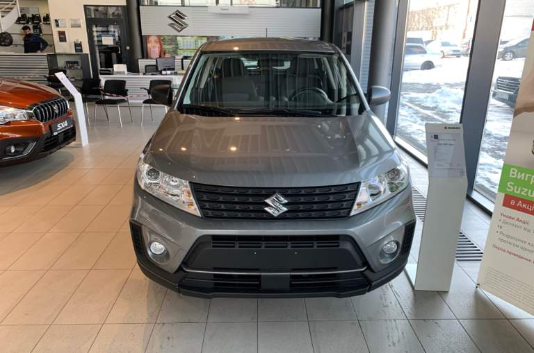 Vitara 1.6L 2WD GL 6AT