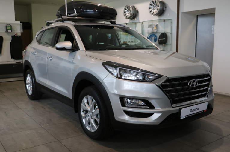 Hyundai Tucson 2.0 Dynamic