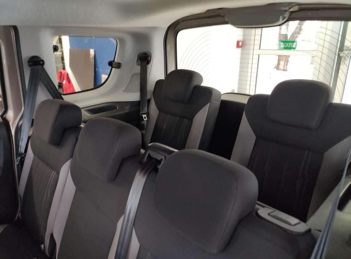 Fiat Doblo Panorama 7 місць