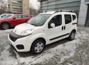 Fiat Qubo бензин