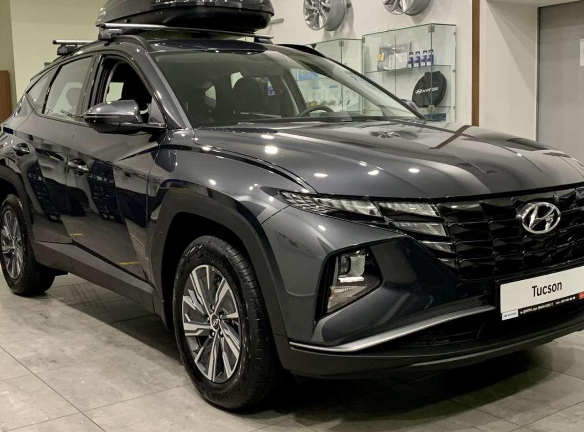 Hyundai Tucson NX4 2.0 Express AT