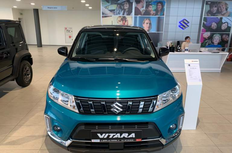 Vitara 1.6L 2WD GL+ 6AT