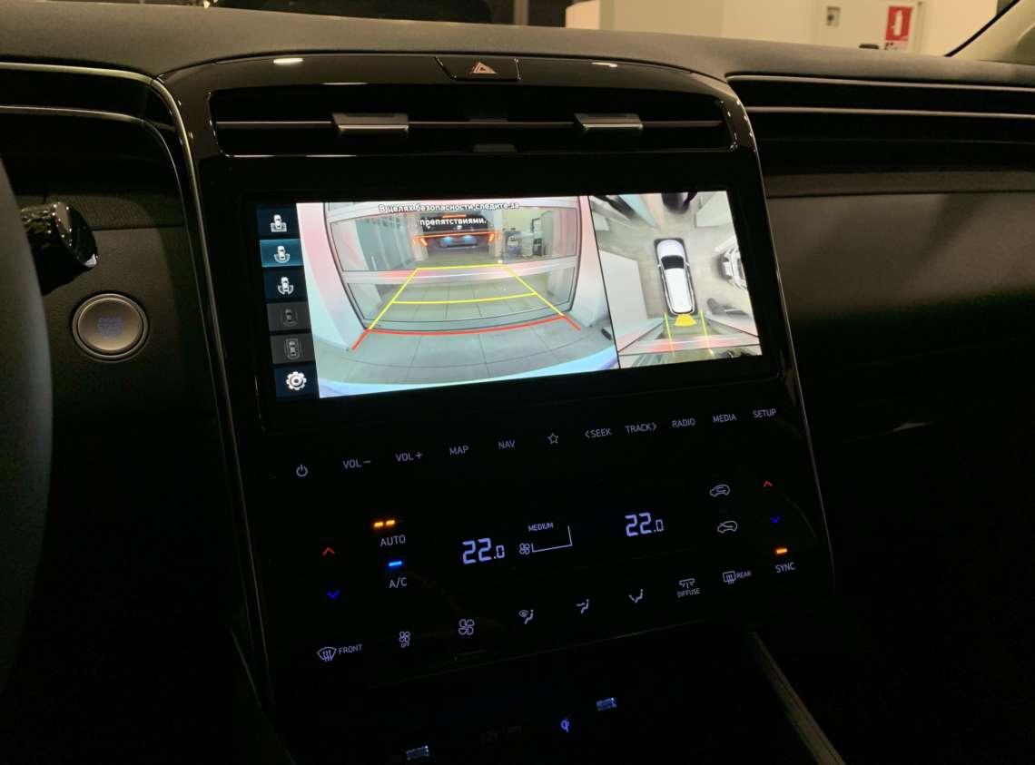 Hyundai Tucson NX4 1.6 CRDi Top