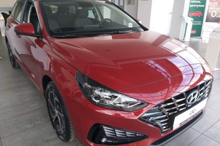 Hyundai i30 1.5 WGN Style 6AT