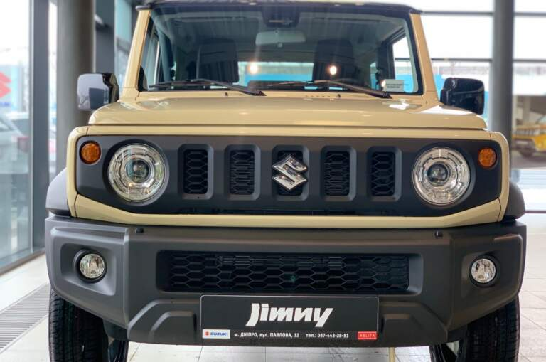 New Jimny 1.5L AT GLX