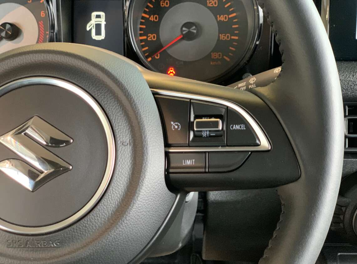 New Jimny 1.5L AT GLX