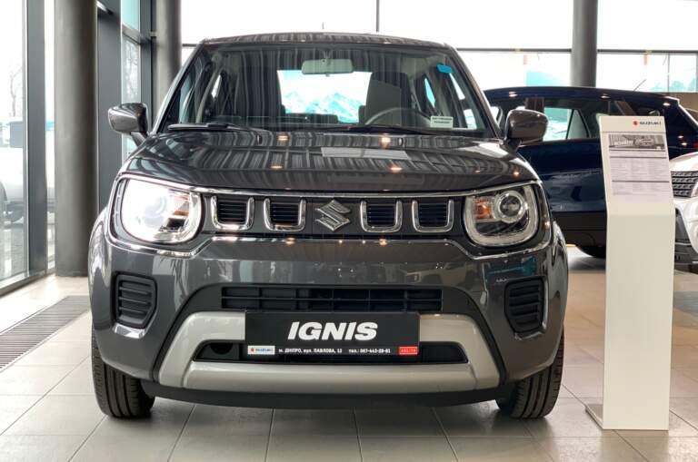 Ignis 1.2L hybrid GL 5MT