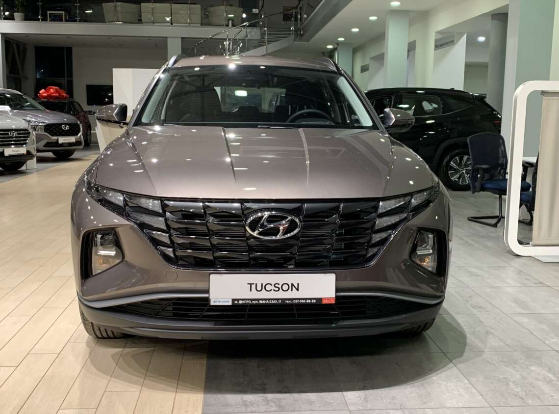Hyundai Tucson NX4 2.0 Dynamic AT