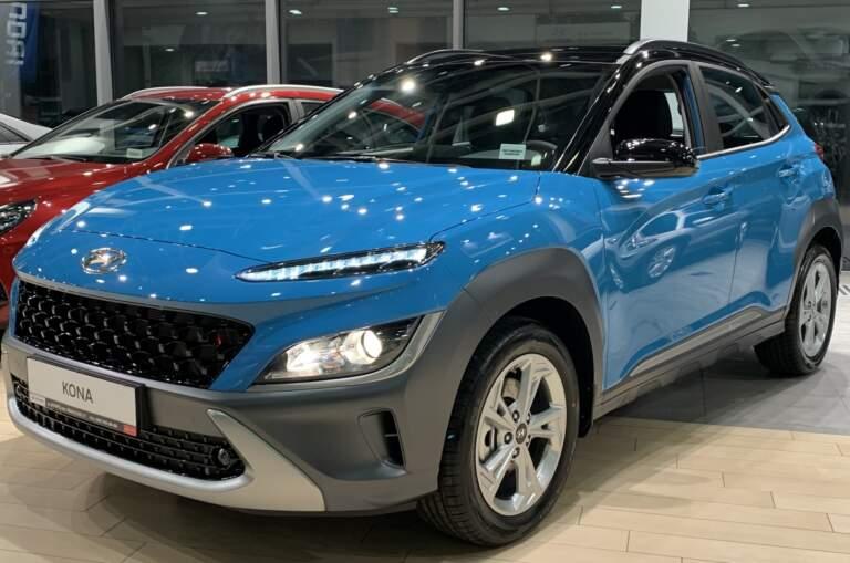 Hyundai Kona Elegance 1.6 2-t