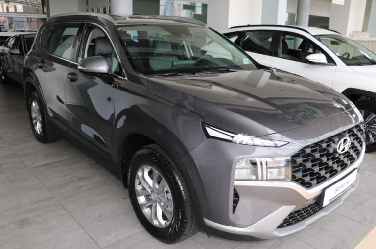 Hyundai Santa Fe 2.2 CRDi Dynamic 8DCT