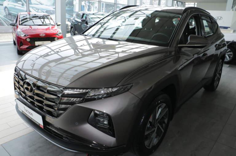Hyundai Tucson NX4 2.0 Elegance AT