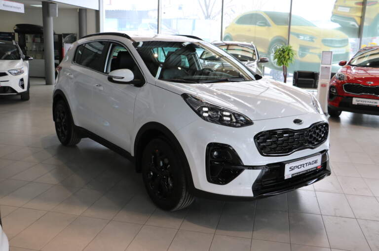 KIA Sportage 2.0 4WD A/T Limited Edition 2021