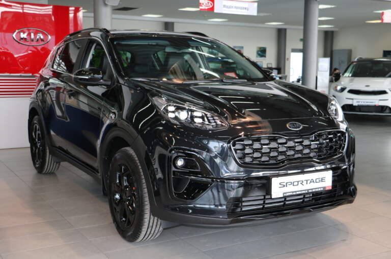 KIA Sportage 1.6 A/T Limited Edition 2021